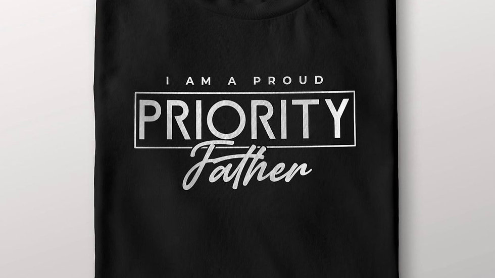 PRIORITY Father's Day T-Shirts