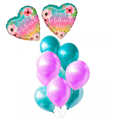 """Balloons """"Shape of your Heart"""""""