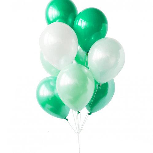 "Balloons Bouquet ""Silence"""