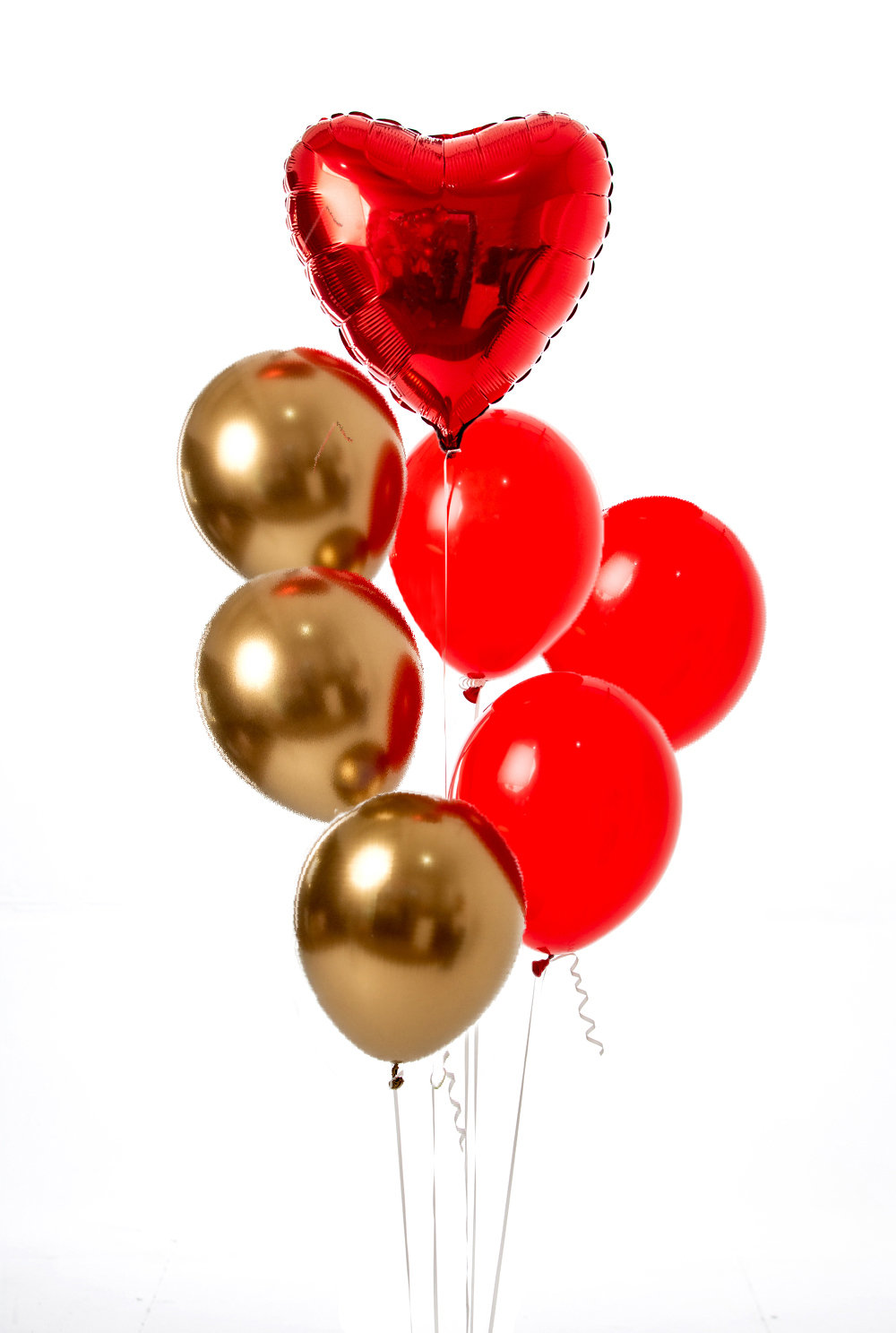 """Balloons Bouquet """"I Love You"""""""