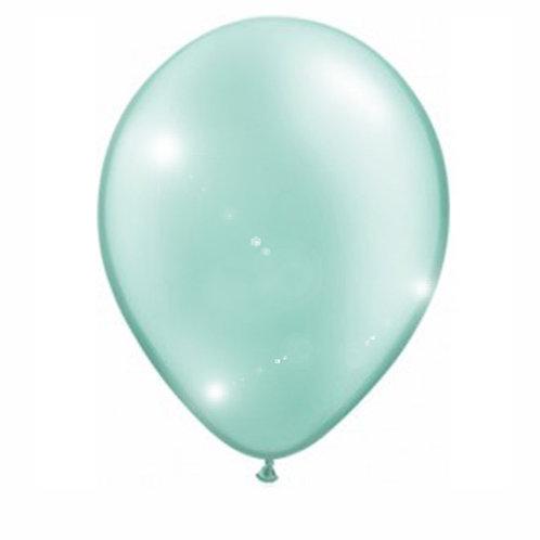 16' Pastel Pearl Mint Green
