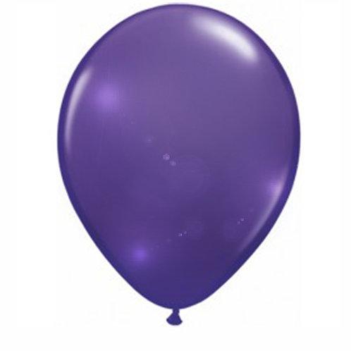 16' Pearl  Quartz Purple
