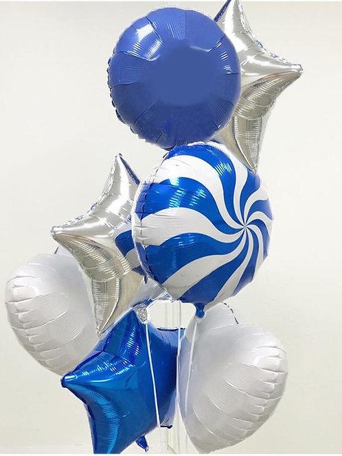 "Balloons Bouquet ""Sweetness"""