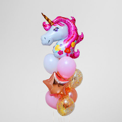 Super Shape Magical Unicorn