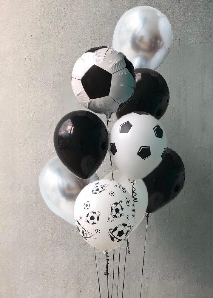 """Balloons Bouquet """"Football"""""""