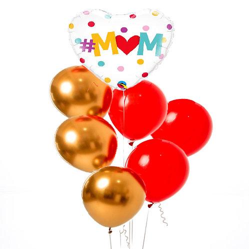 """Balloons """"Modern Art"""""""