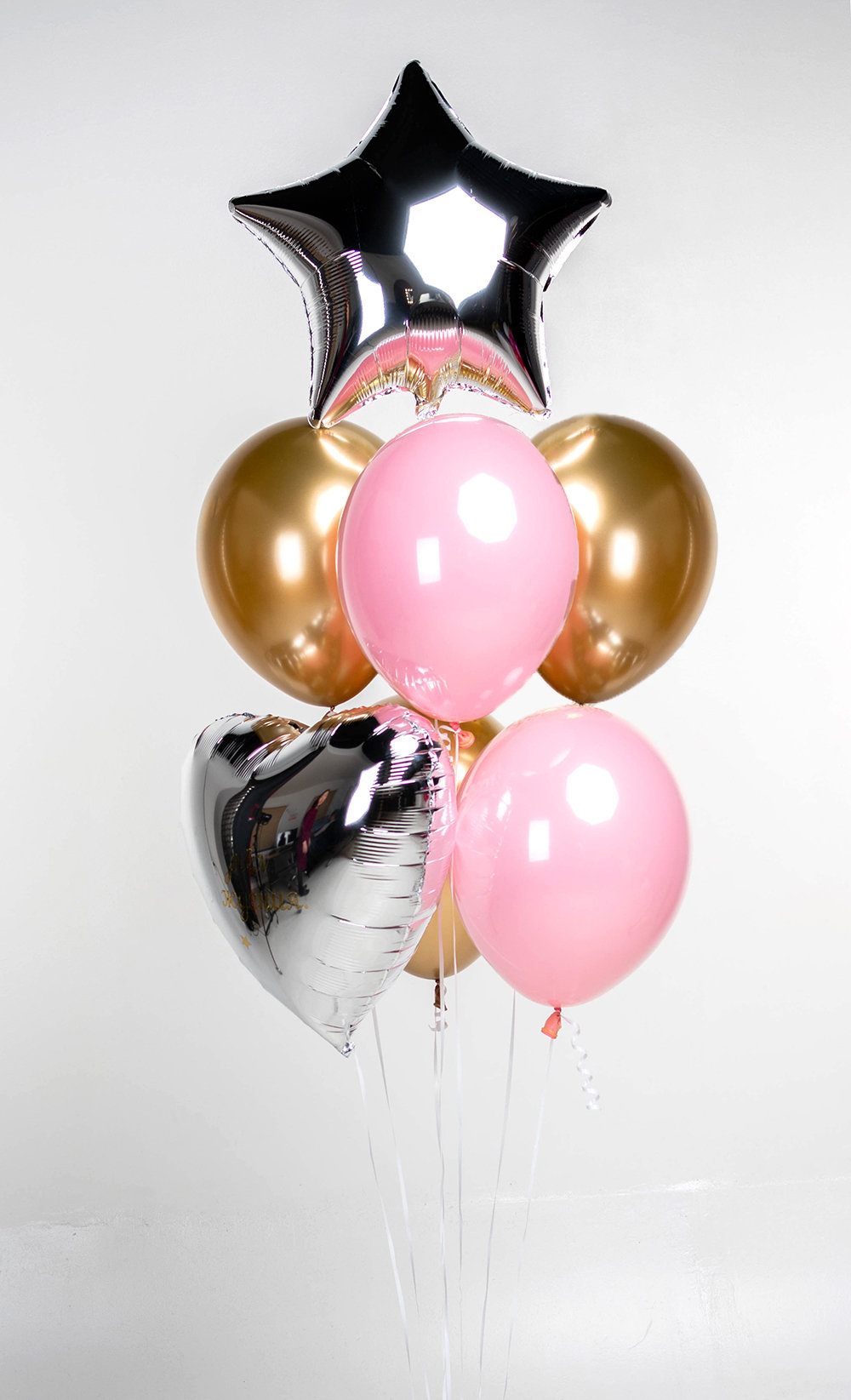 "Balloons Bouquet ""Shine"""
