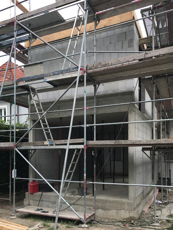 Erweiterung eines Dreifamilienhauses in Dortmund
