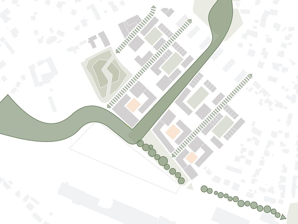 Landeswettbewerb 2019 / Grünflächen - kirschnick architektur BDA