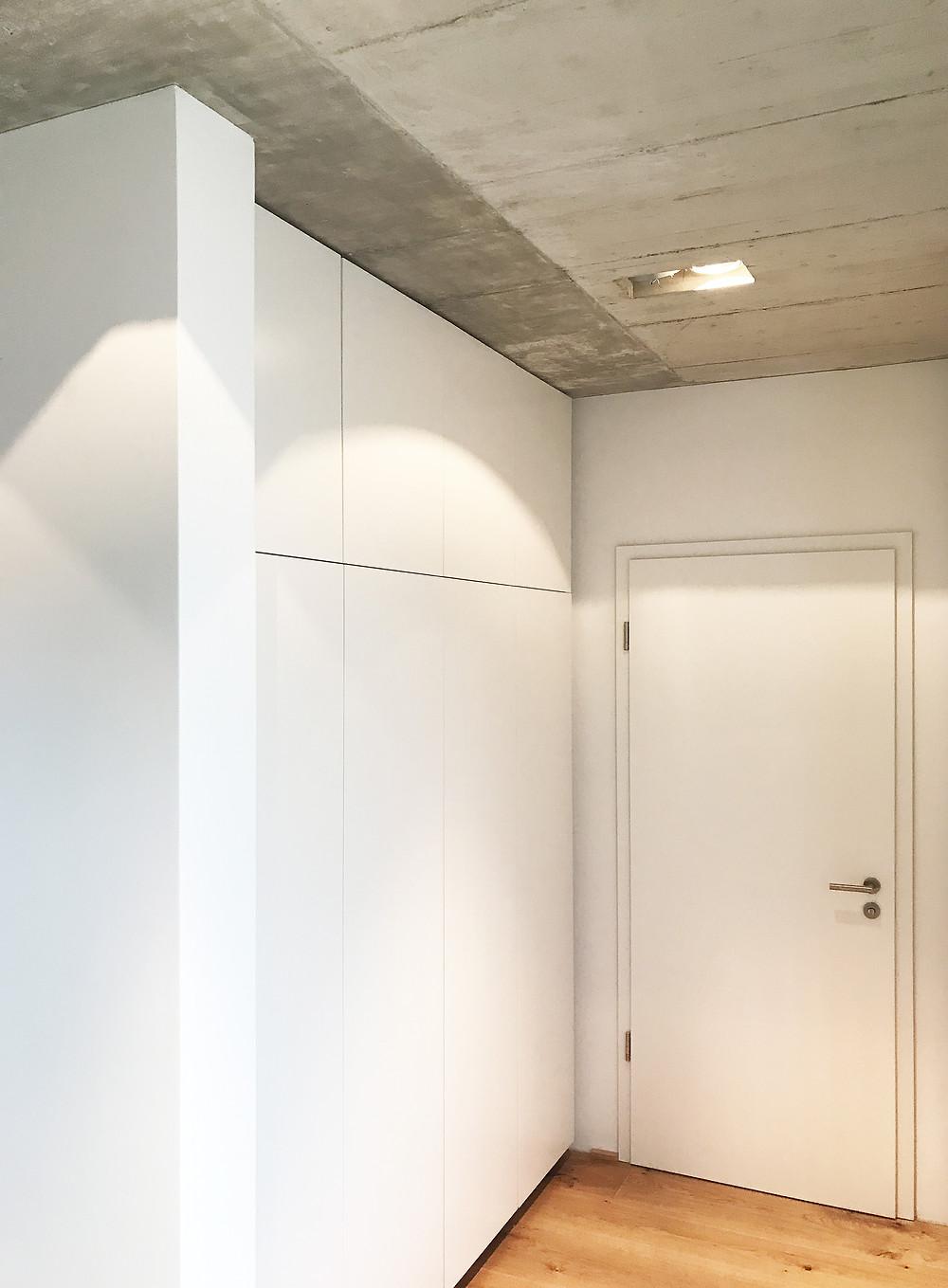 Wohnhaus in Herdecke - Diele EG - kirschnick architektur BDA