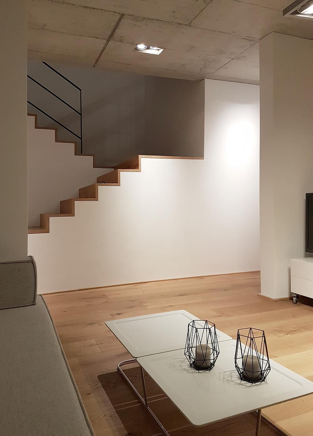 Treppe, Haus in Herdecke - kirschnick architektur BDA