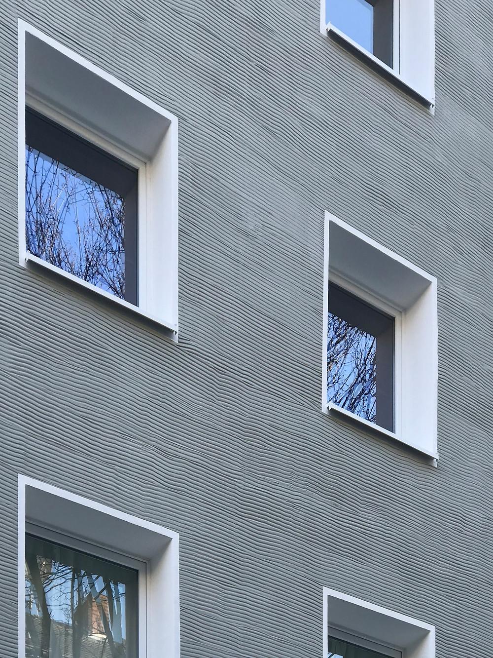 Fassadenkonzept