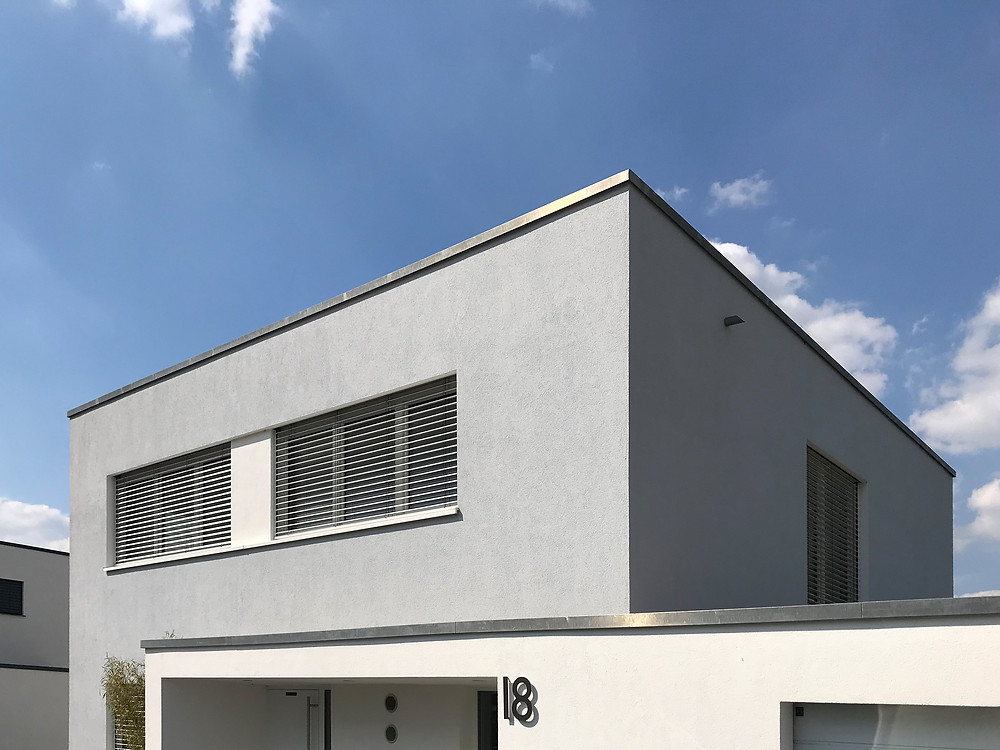 Architekt Phoenixsee - Zweifamilienhaus in Hanglage
