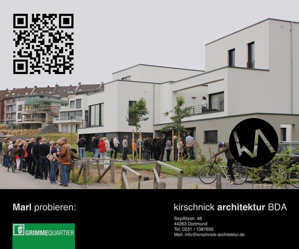 Architekten-Messe Grimme Quartier Marl