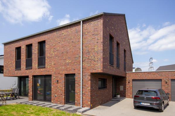 Neubau eines Einfamilienhauses in Dortmund