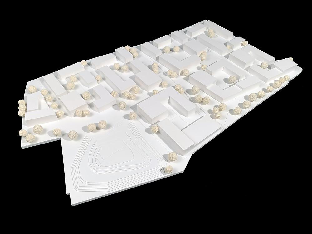 Landeswettbewerb 2019 / Modell II - kirschnick architektur BDA