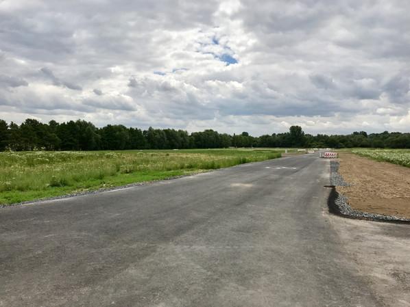 """Baugebiet """"Großer Kamp"""" in Waltrop"""