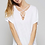 Thumbnail: White Criss Cross Top
