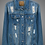 Thumbnail: Distressed Denim Jacket