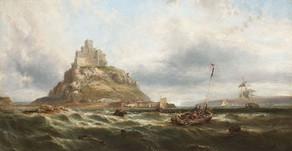 2. Skellig Michael, Saint Michael's Mount y el Mont San Michel
