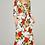 Thumbnail: 3/4 Surplice Floral Dress