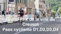 Pass cyclisme D1,D2,D3,D4 (2017)