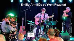Emilio Armillès et Yvon Puzenat