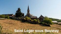 Saint Léger sous Beuvray