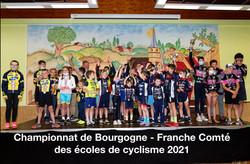 Championat de Bourgogne - Franche  Comté 2021
