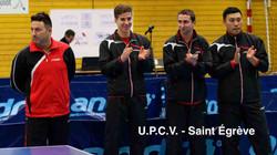 U.P.C.V. - St Égrève (2019)