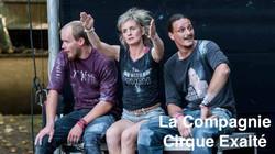 La Compagnie Cirque Exalté
