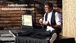 Lolo Cousins - Déséquilibre passager