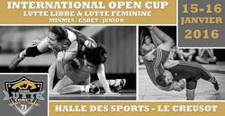 International Open Cup 2016