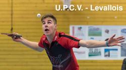 U.P.C.V. - Levallois (2018)