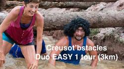 Duo EASY 1 tour (3km)