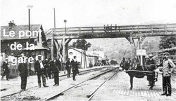 La gare du Creusot