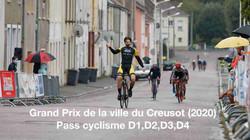 Pass cyclisme D1,D2,D3,D4 (2020)