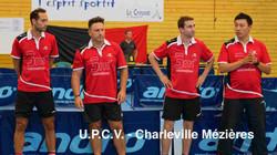 U.P.C.V.-Charleville Mézières(2019)