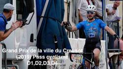 Pass cyclisme D1,D2,D3,D4 (2019)