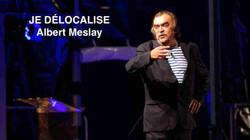 Albert Meslay - Spectacle d'humour