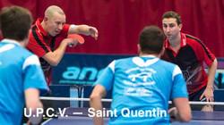 U.P.C.V. -- Saint Quentin (2018)