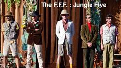 Five Foot Fingers : Jungle Five