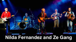 Nilda Fernandez and Ze Gang