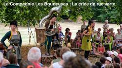 La Compagnie Les Boudeuses