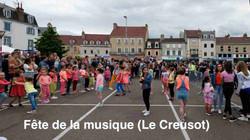 Fête de la musique (Le Creusot 2019)