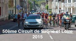 50ème Circuit  Saône et Loire 2015