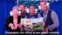 Compagnie Joe sature