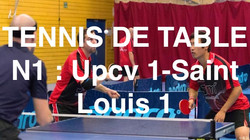 UPCV 1 -- Saint Louis 1 (2017)