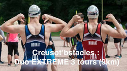 Duo EXTREME 3 tours (9km)