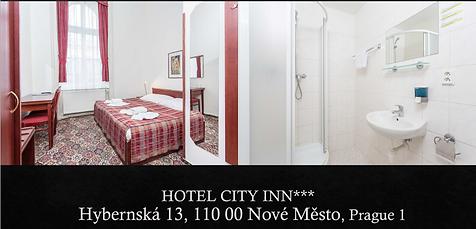Hote City Inn Prague